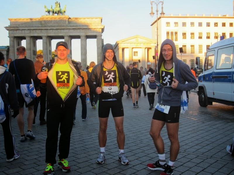 maraton berliński