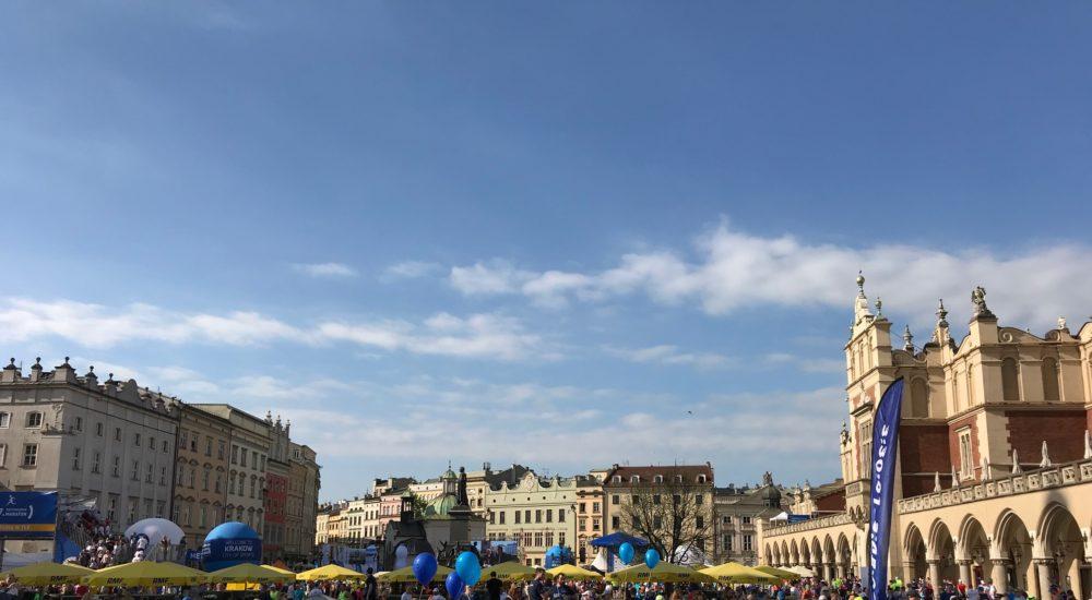 17. PZU Cracovia Maraton