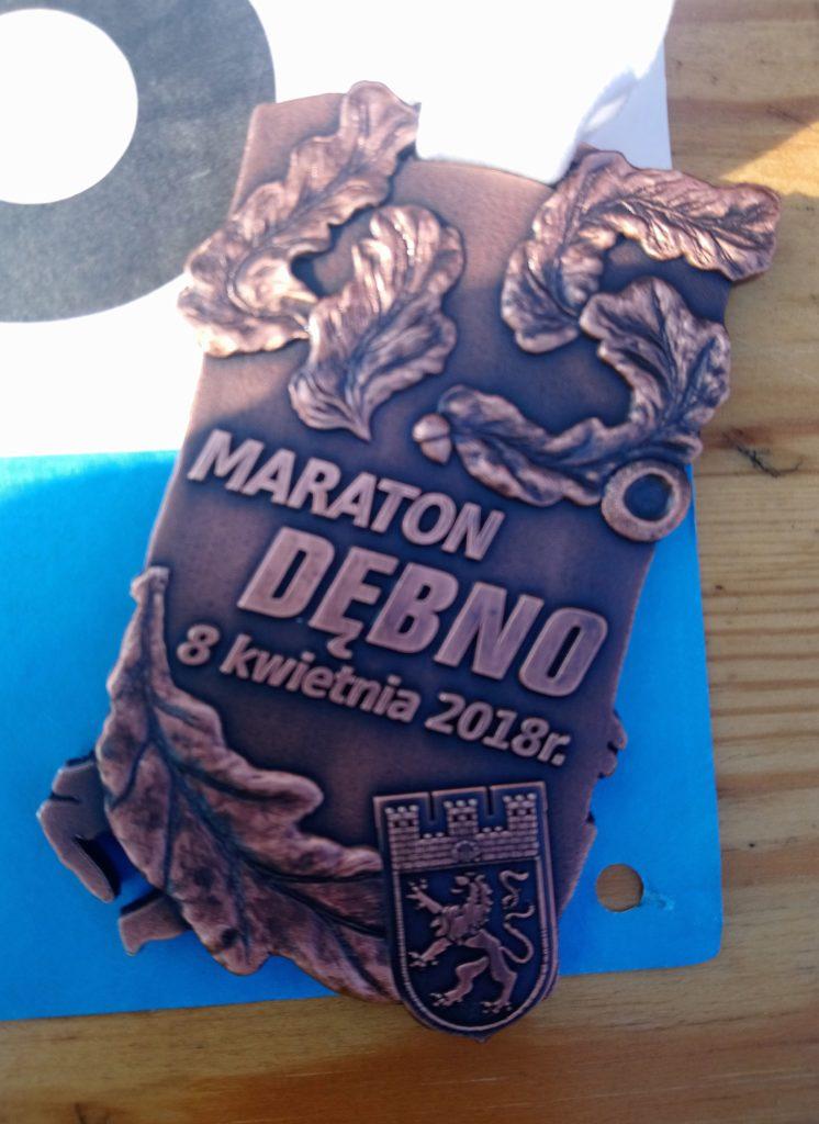 45. Maraton Dębno