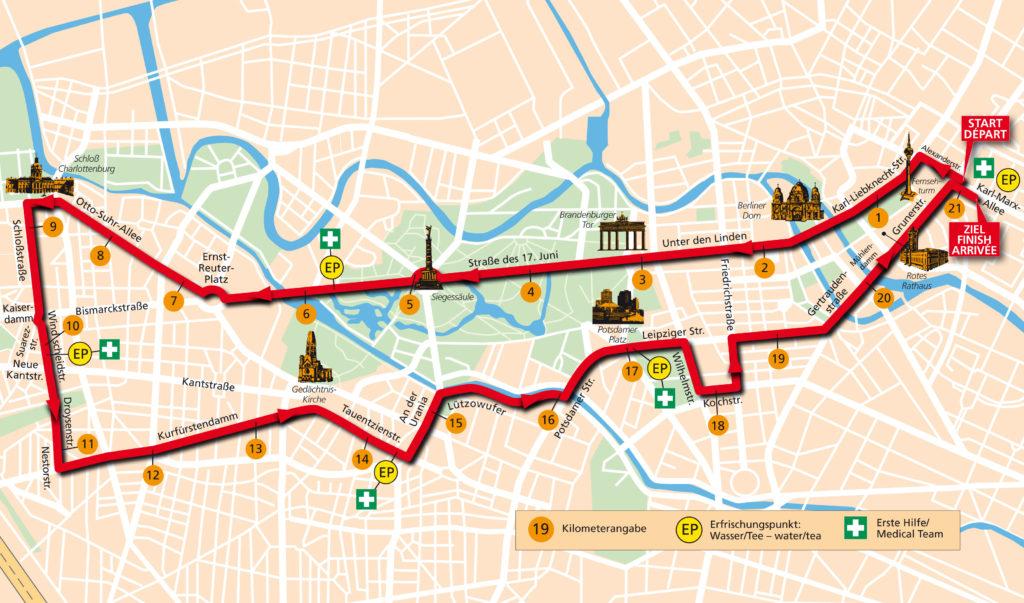półmaraton berliński